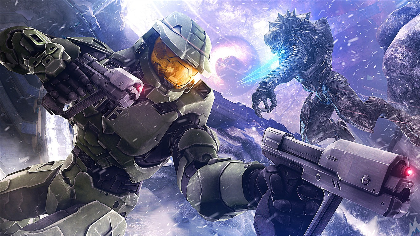 Master Chief Halo 5 2018 Game Preview 10wallpaper Com