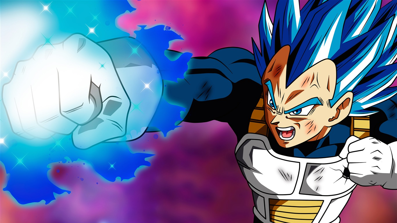 2018 Vegetta Dragon Ball Super 4k Hd Preview 10wallpapercom