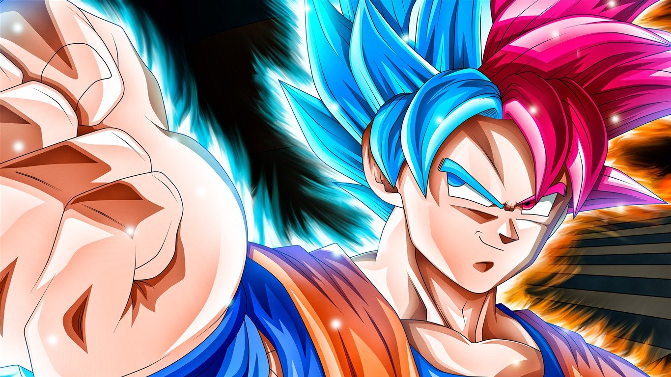Dragon Ball Super Goku 4k Hd Anime Preview 10wallpaper Com