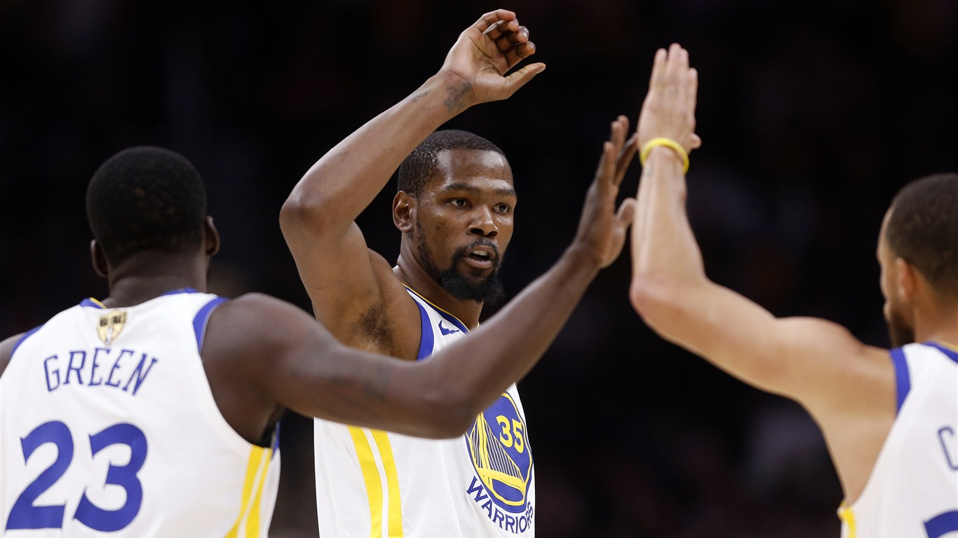 2018_Golden_State_Warriors_Durant_Kevin_Stephen_Curry