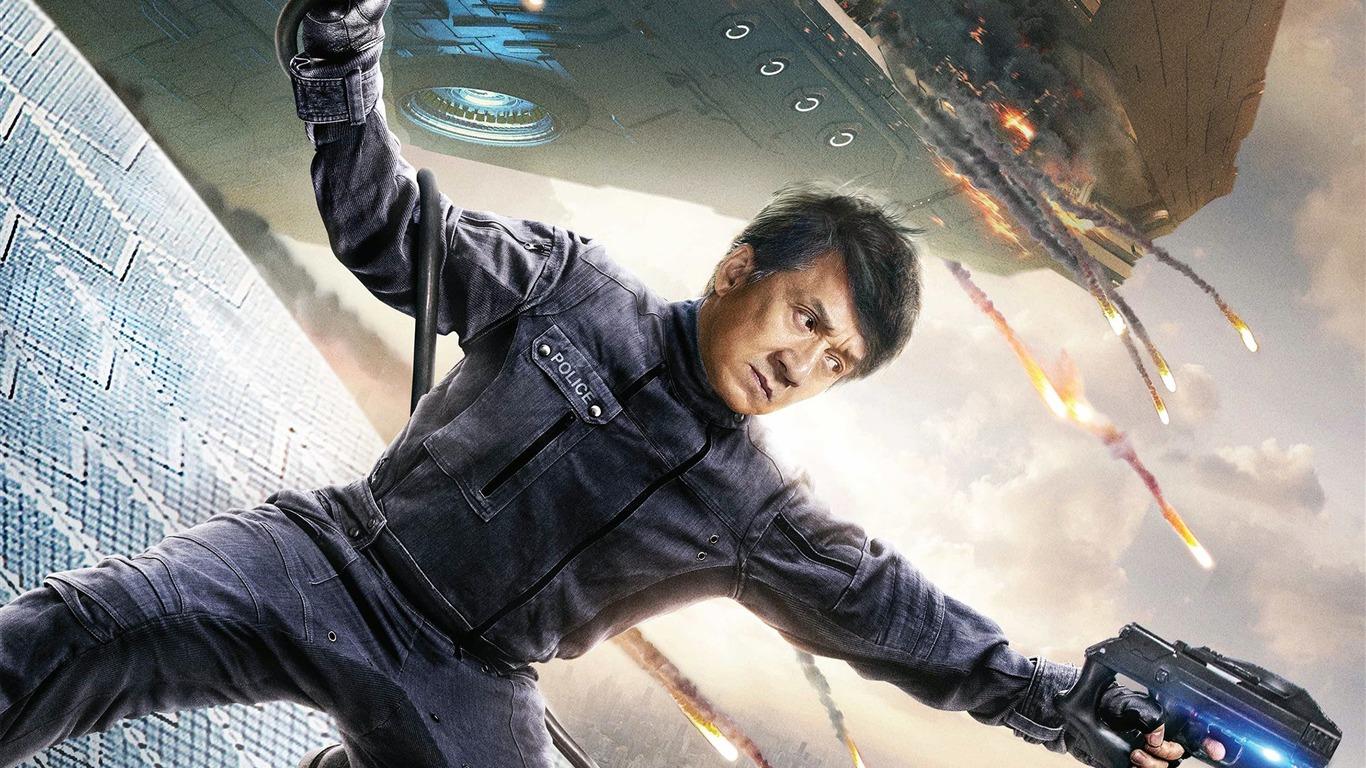 Bleeding Steel Jackie Chan Films Hd Poster Preview