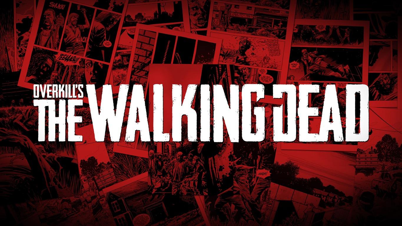 Overkills The Walking Dead 2018 Juego 4k Poster Avance
