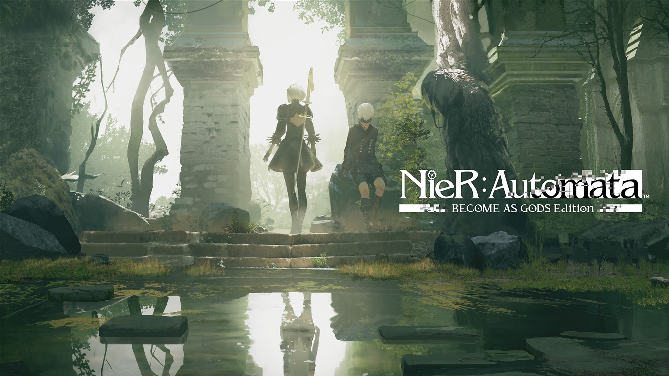 Nier Automata Become AS Gods Edition、2018、ゲーム
