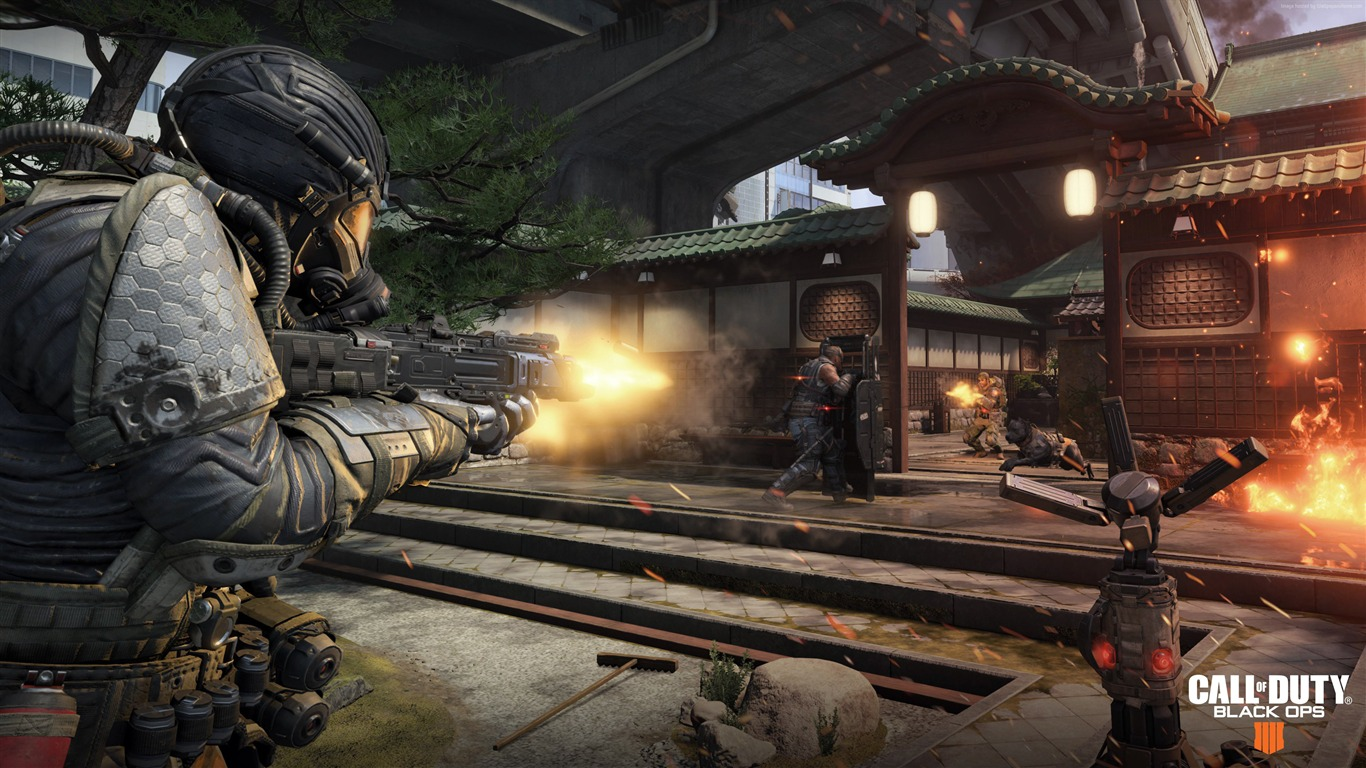 2018 Call Of Duty Black Ops 4 Juego Cartel Avance