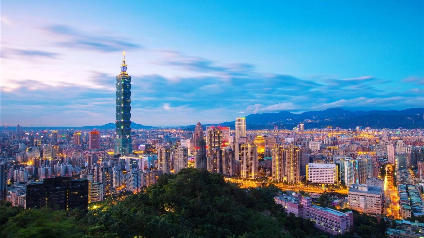 旅遊氣泡 / 幾時可以可去台灣旅行