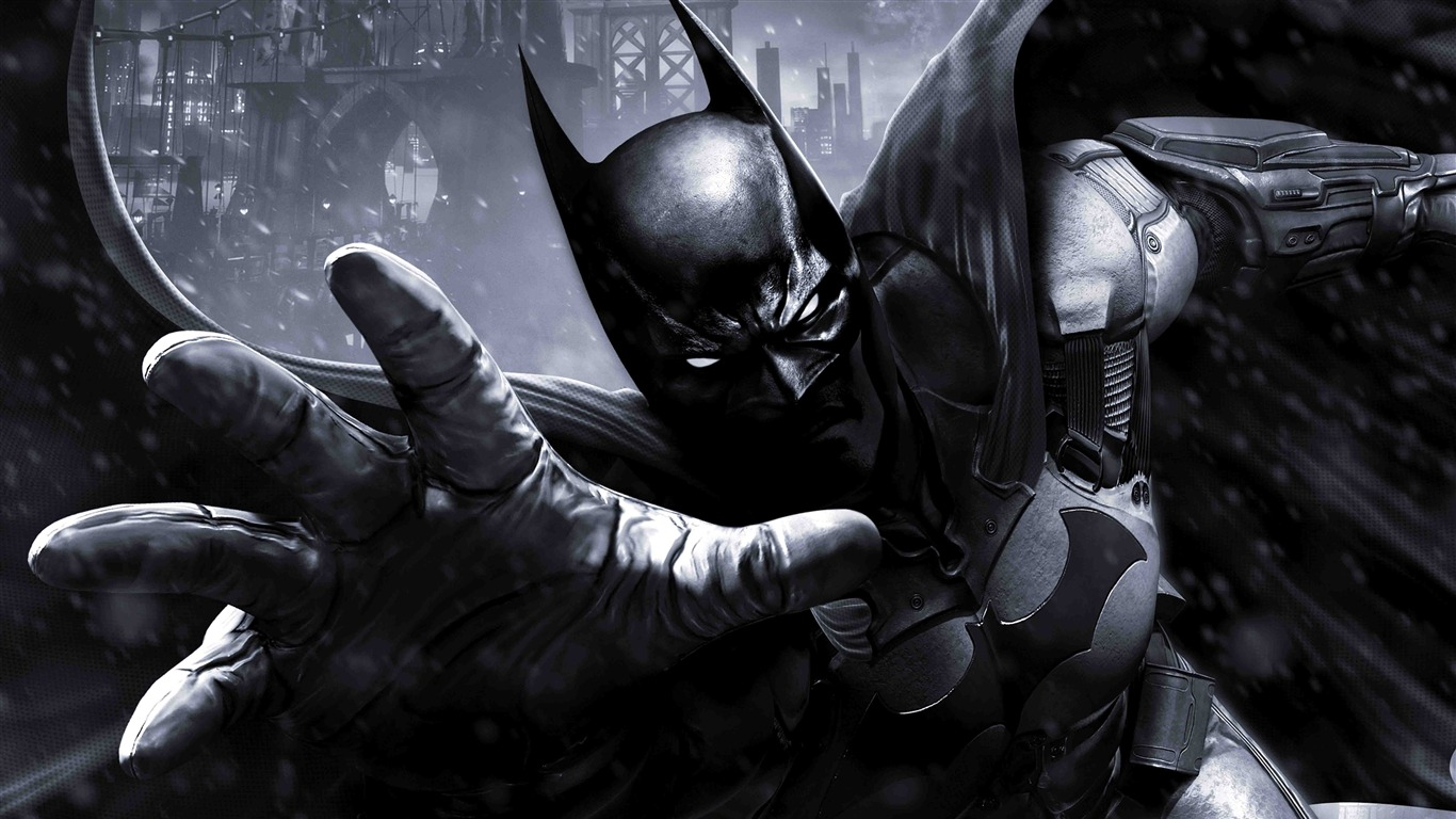 バットマン アルカム オリジンズ 2018年 ゲーム ポスター
