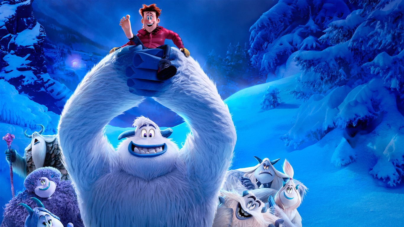 2018_Smallfoot_Cartoon_Film_Poster2018.10.19