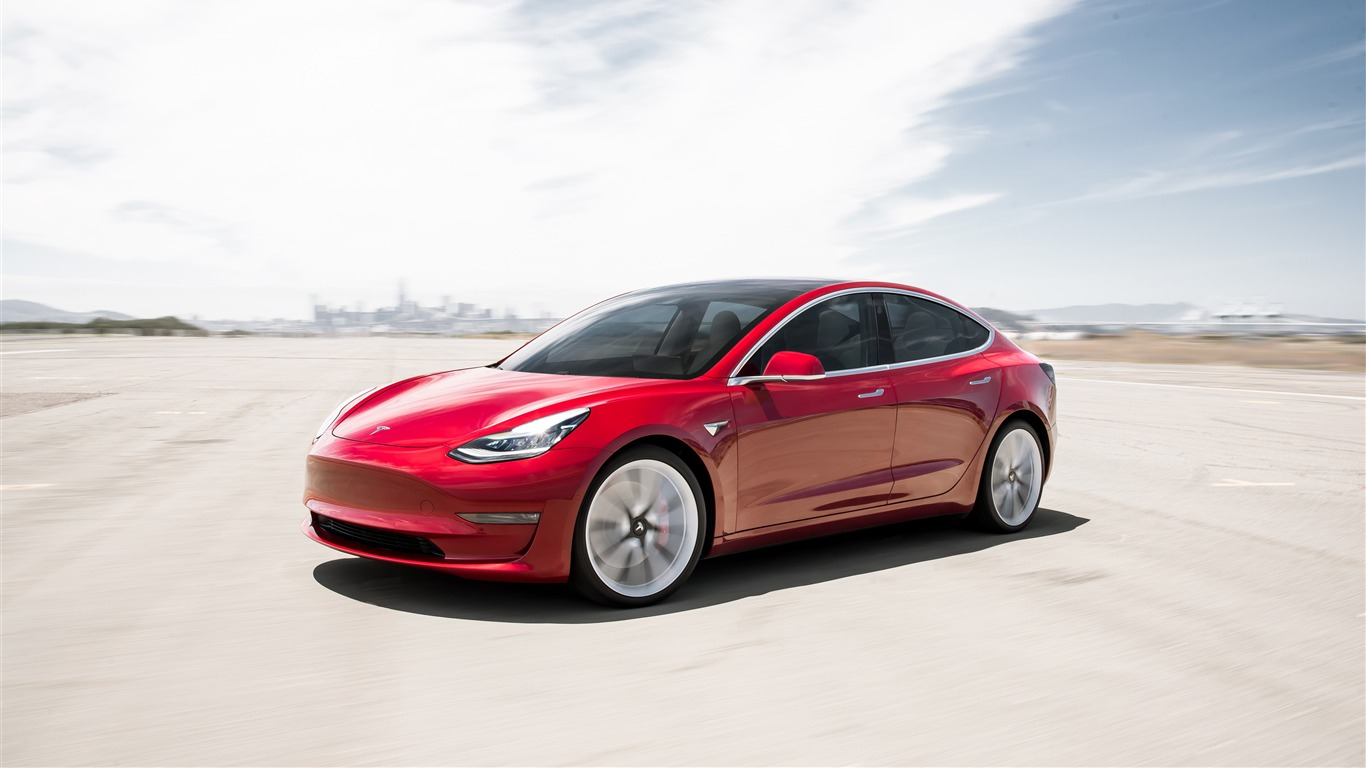 2019_Tesla_Model_3_Electric_Cars_Photography2018.11.16