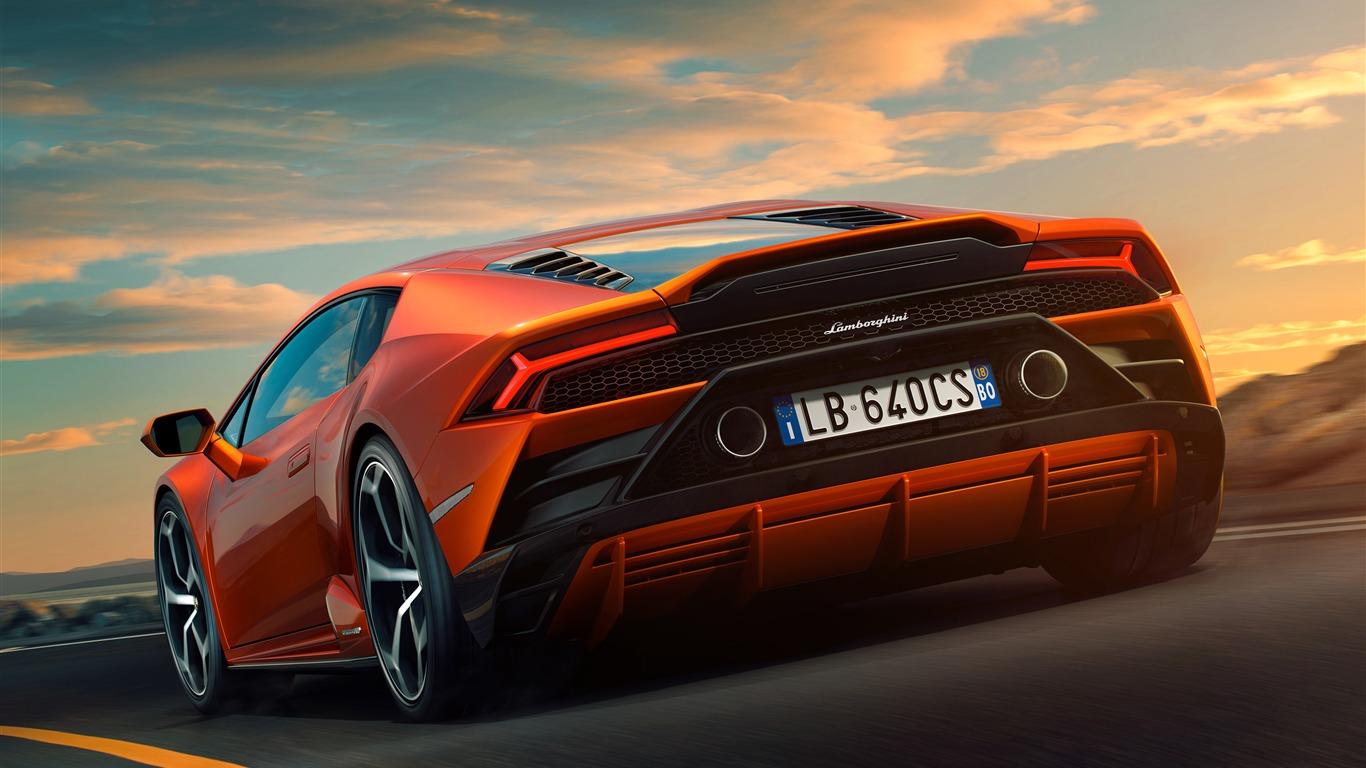 Lamborghini Huracan Evo 2019 Hd Foto Avance