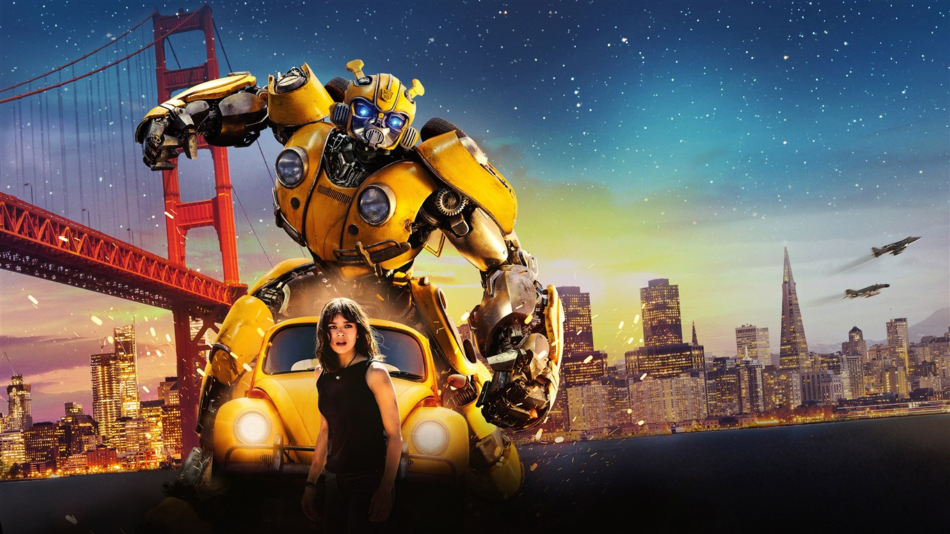 2019_Bumblebee_4K_HD_Films_Poster2019.8.1