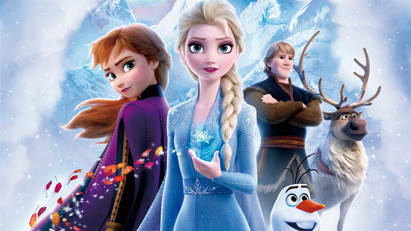 2019_Frozen_2_Animation_Movie_HD_Poster2019.10.3