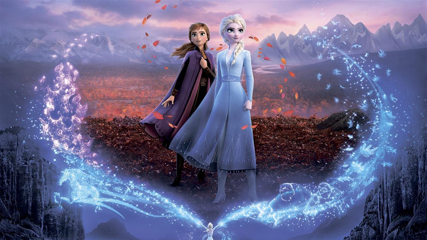 アナと雪の女王2 19 Film High Quality Posterプレビュー 10wallpaper Com