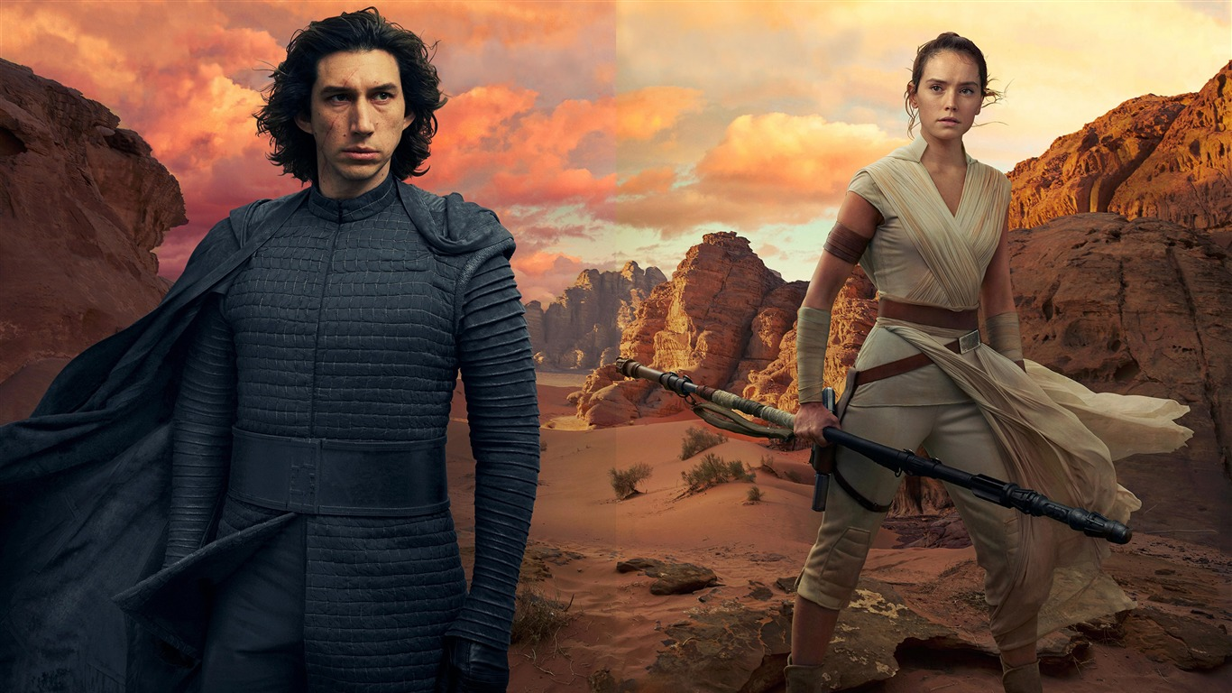 2019 Star Wars The Rise Of Skywalker Hd Poster Preview 10wallpaper Com