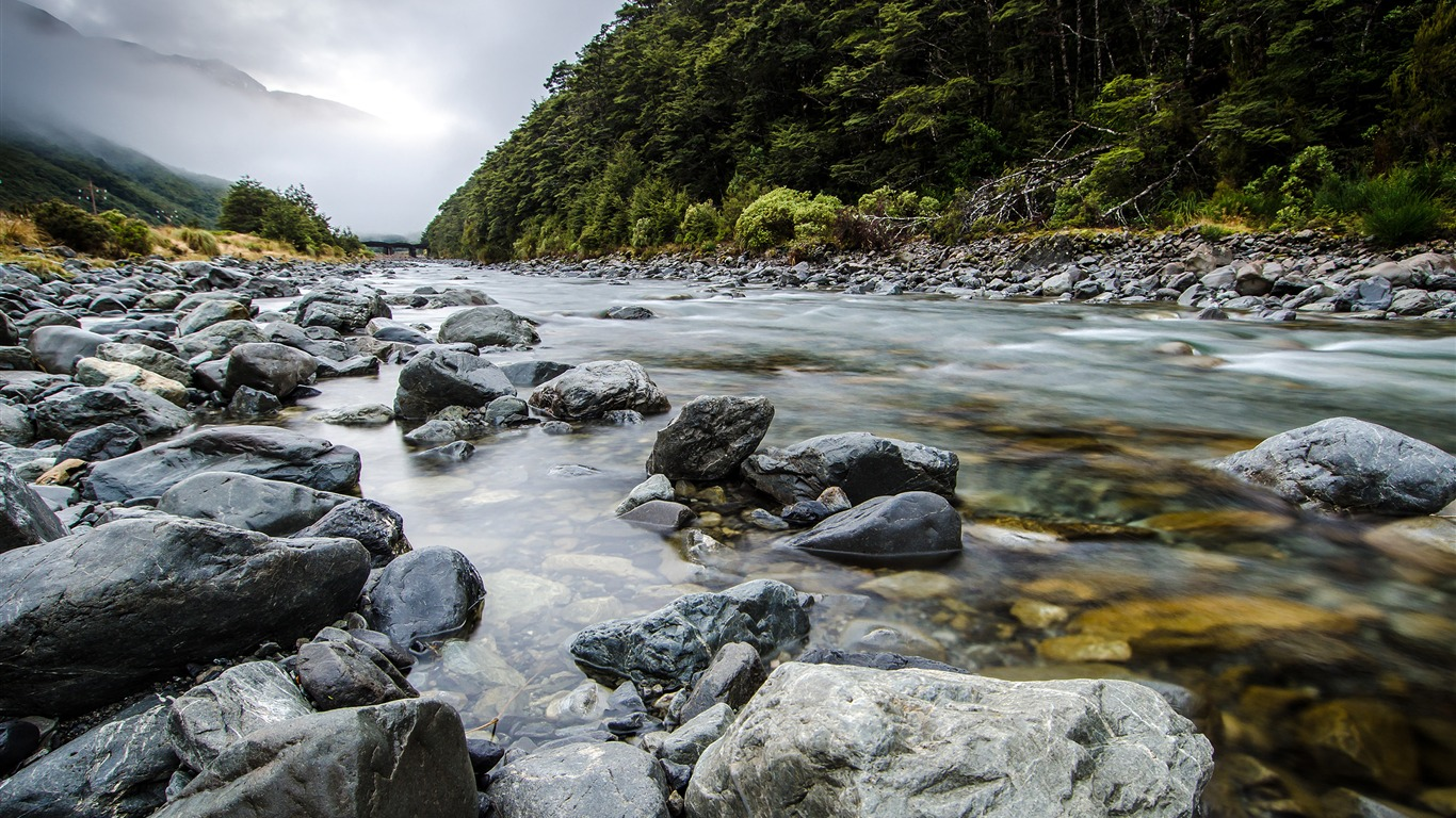 Billy_River_New_Zealand_2020_Travel_Scenery_Photo2020.4.14