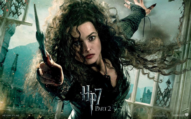 Harry Potter 7 Bellatrix Black Wallpaper 1440x900 Wallpaper