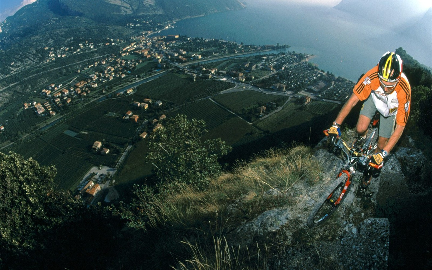Outdoor Sports Wallpaper 24 Wallpapers: Mountain Biking-outdoor Sports Wallpaper