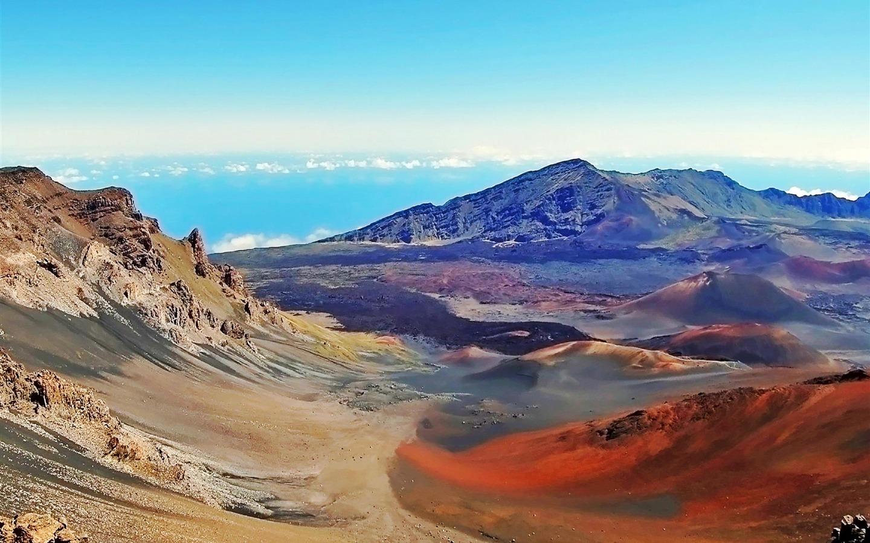 Haleakala National Park Maui County Hawaii