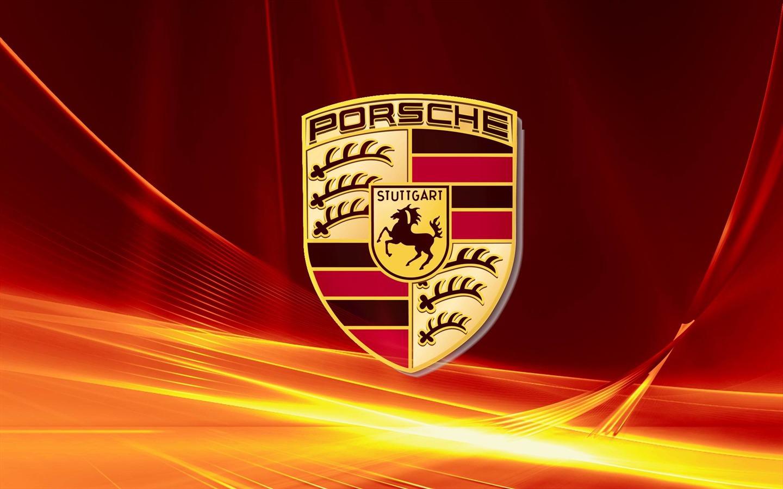 Porsche Logo Publicitaire De La Marque Fond D 233 Cran