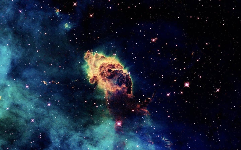 Estrellas Brillar Fuego Luminiscencia Space Photography