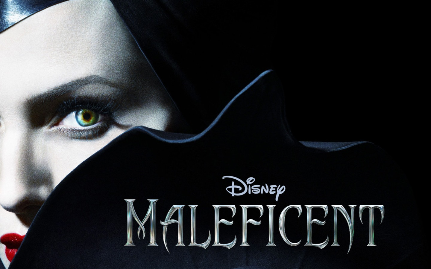 Maleficent Movie 2014 Hd Ipad Iphone Wallpapers: Maleficent 2014 Movie HD Desktop Wallpaper 01 Preview