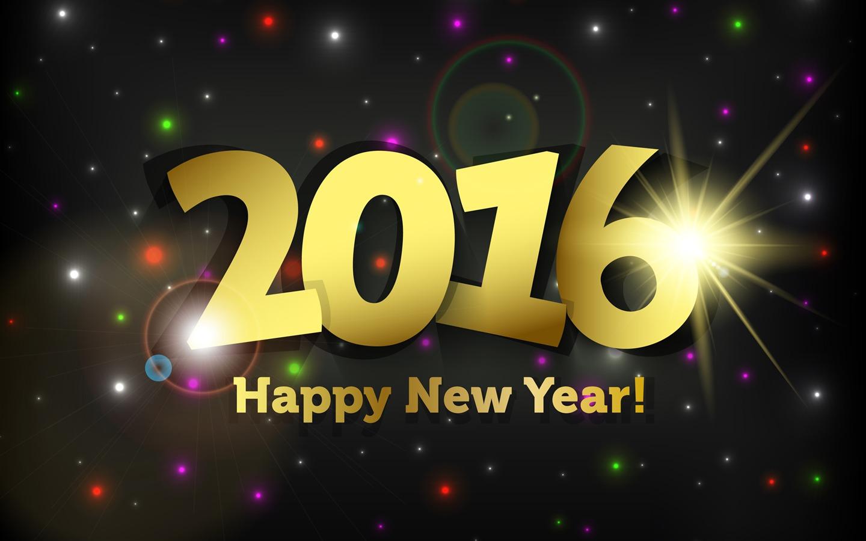 Поздравление 2016 фото