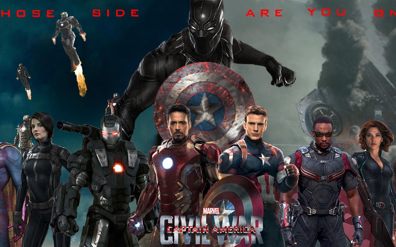 2016 movie, Captain America: Civil War HD Wallpaper