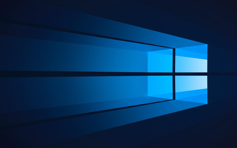 windows 10 system desktop