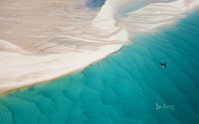 Mozambique Bazaruto Archipelago Beach 2018 Bing Preview