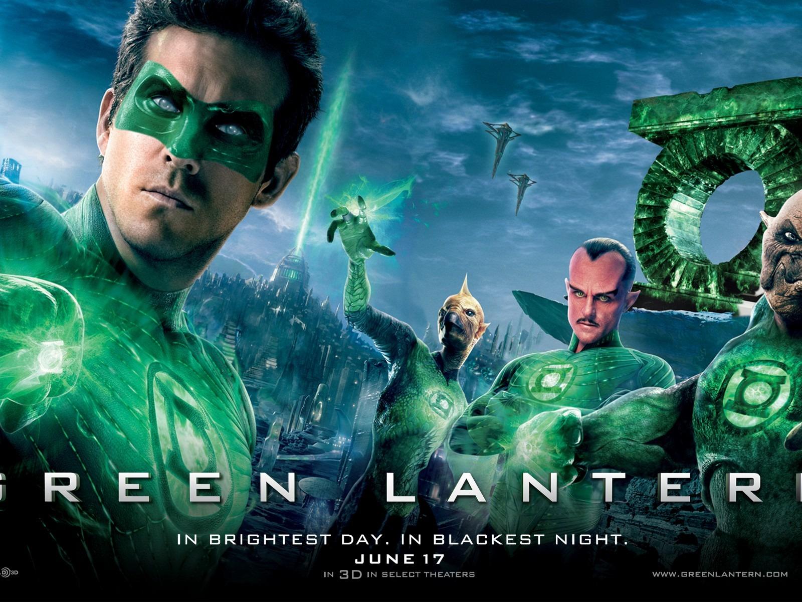 Green Lantern movie poster wallpaper-1600x1200 Download ... Green Lantern Movie Poster
