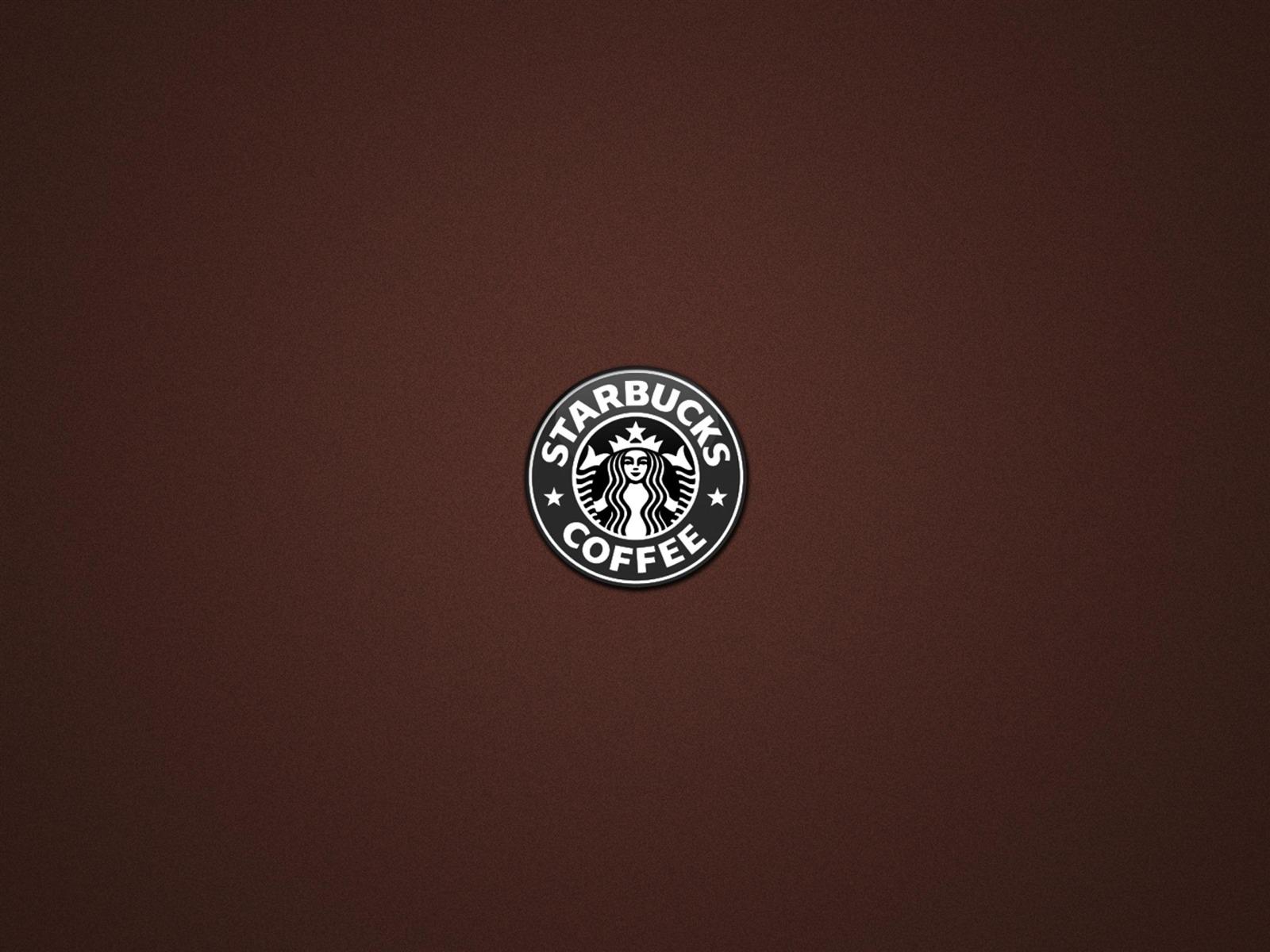 Assez logo Starbucks-Fond d'écran publicité Marque-1600x1200  HE12