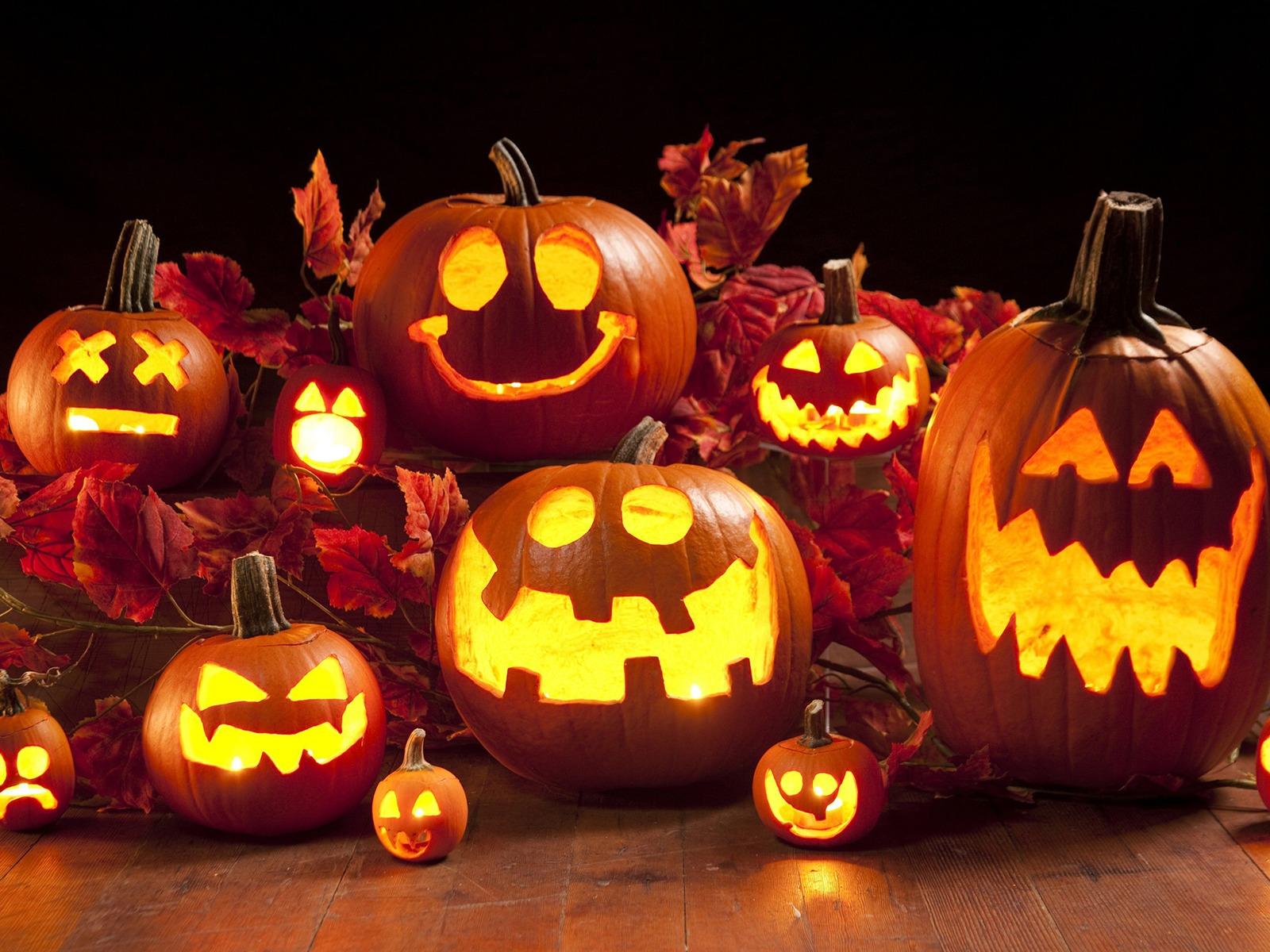 celebration of haloween