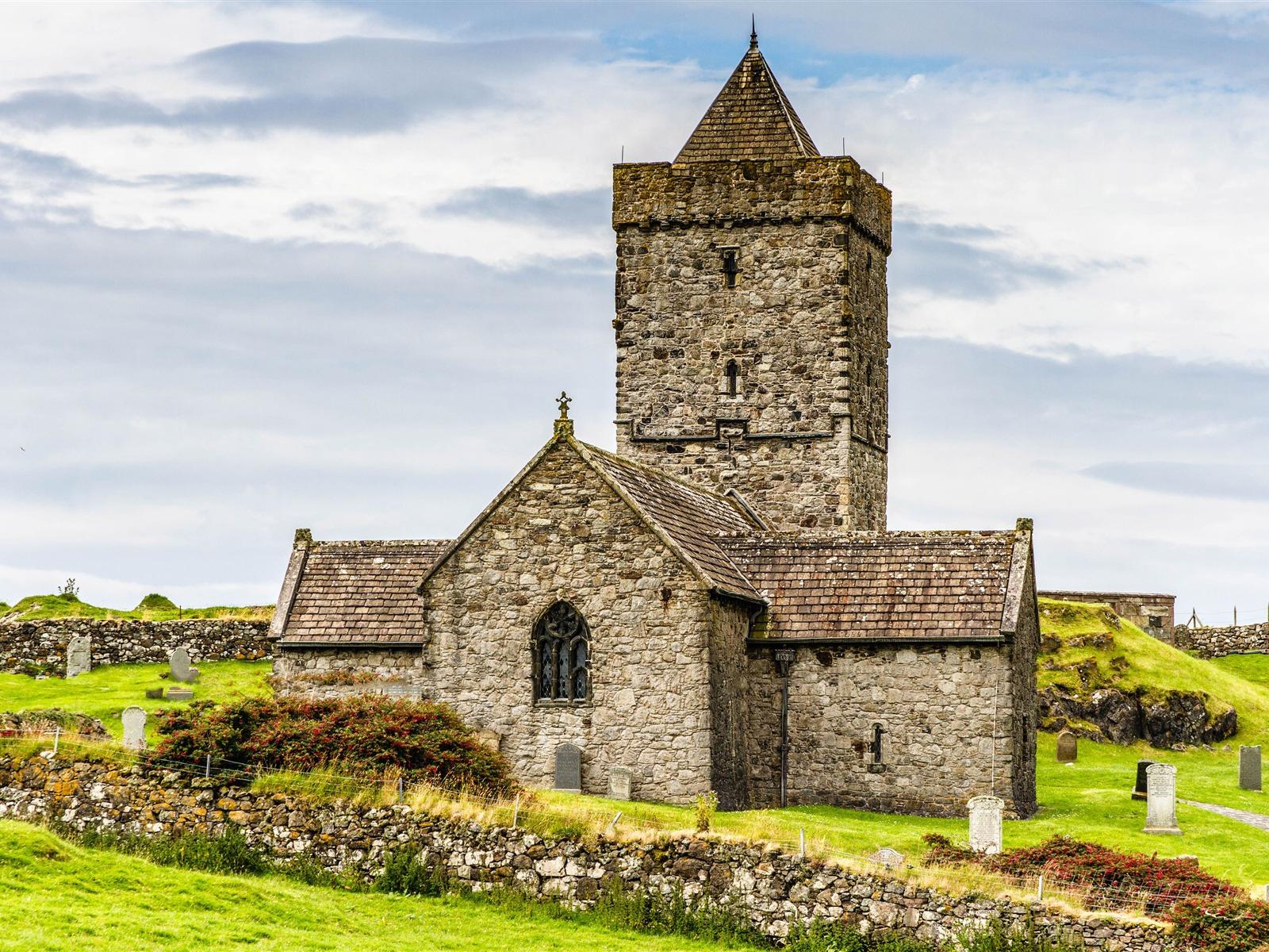 European Countryside Stone Houses 2017 4k High Quality