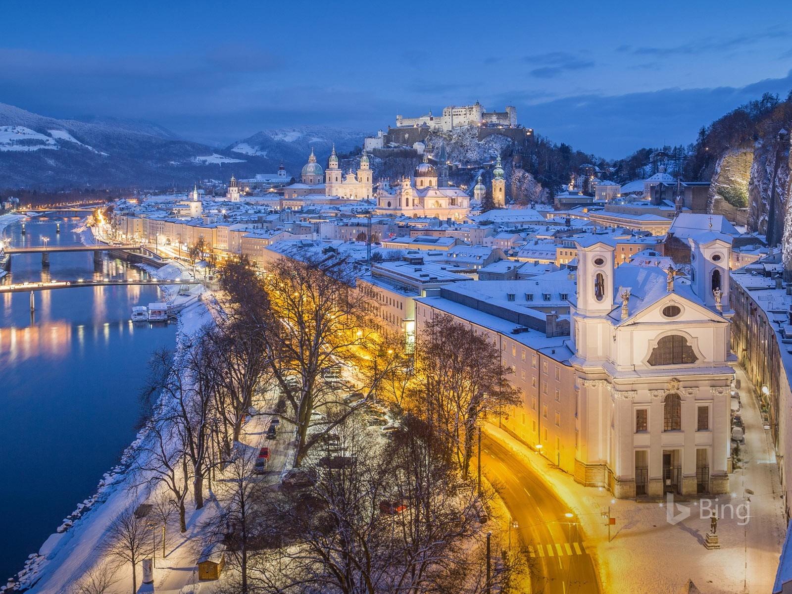Salzburg Austria 2018 Bing Wallpaper Preview 10wallpaper Com