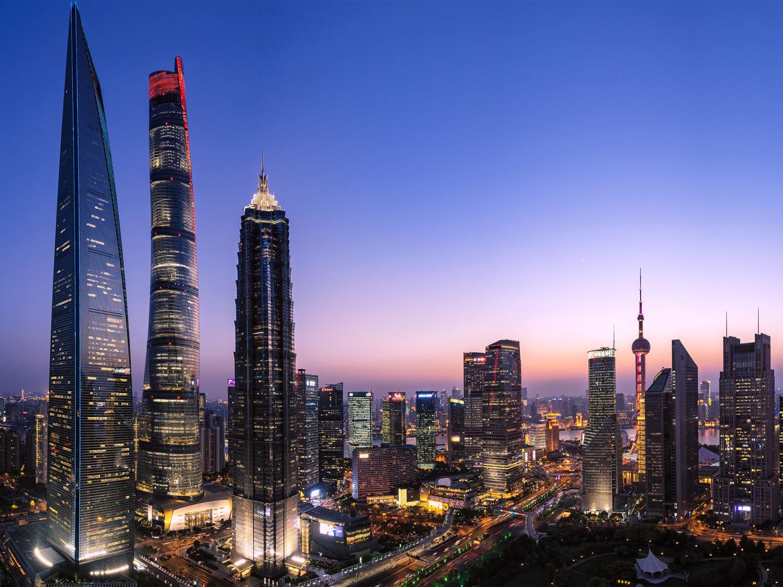 颁奖_上海,陆家嘴,摩天大楼,2020,高质量,桌面预览 | 10wallpaper.com