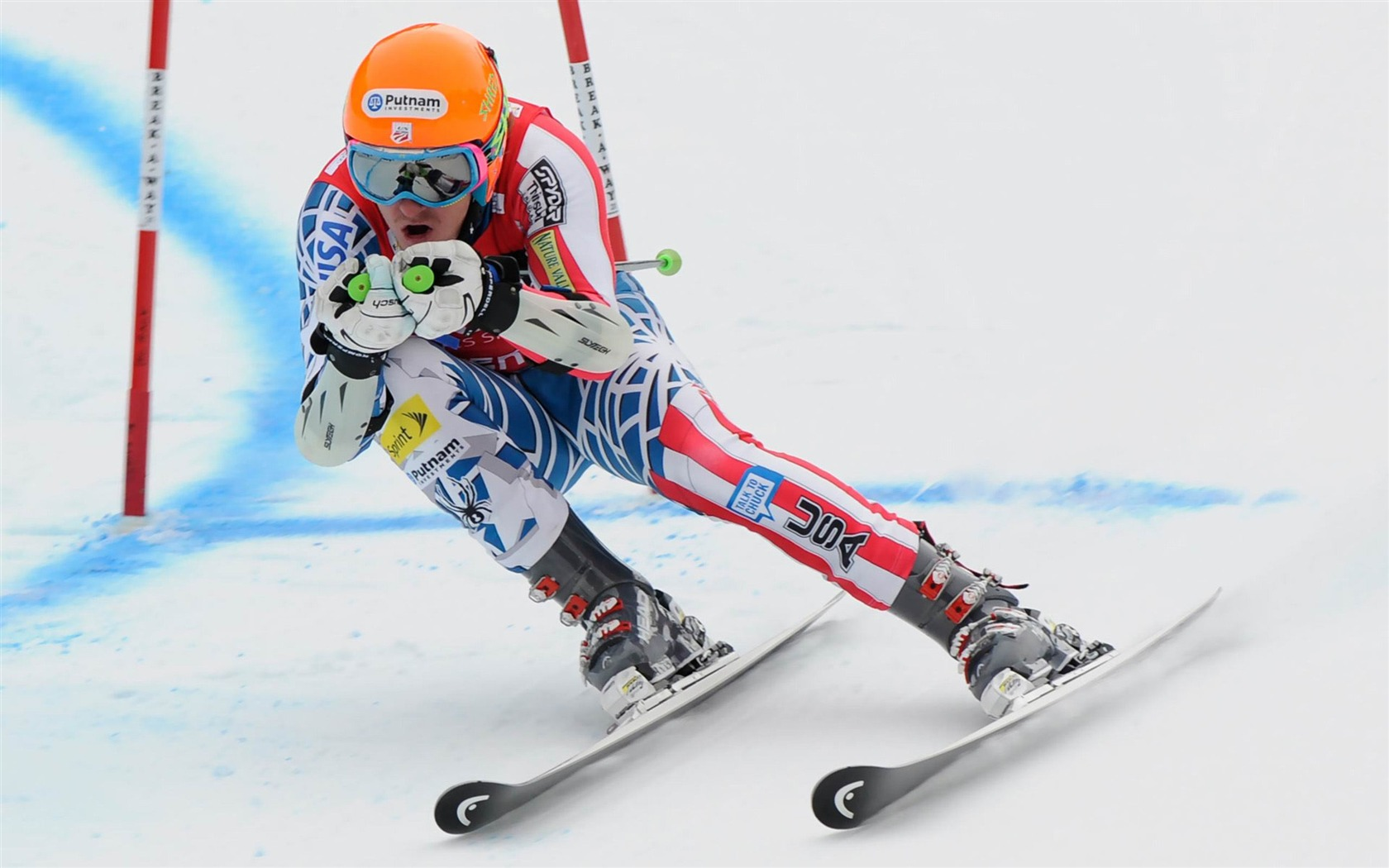 Ted Ligety 01 Ski Sport Hd Desktop Wallpapers Preview