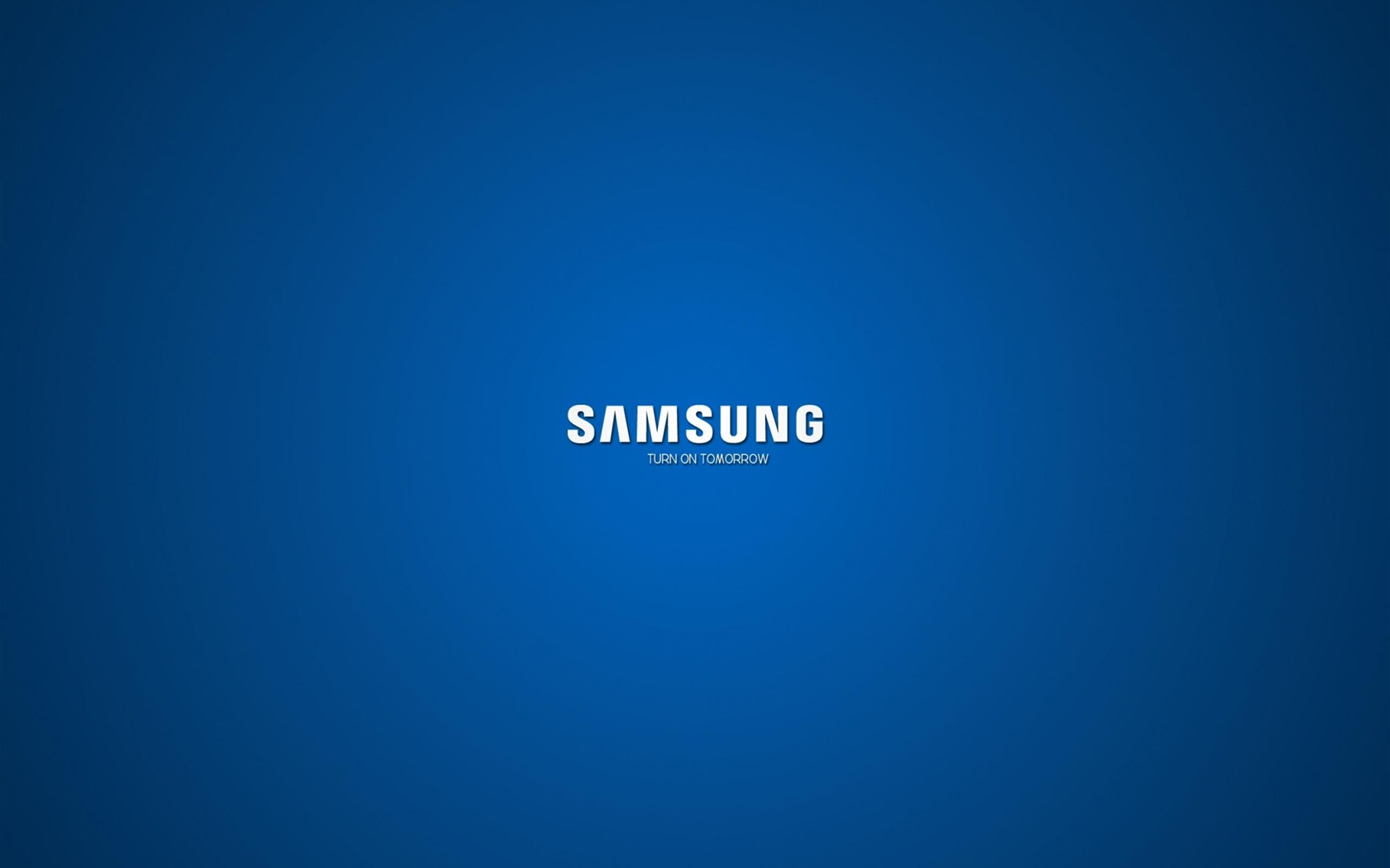 Samsung Brand Advertising Wallpaper 1680x1050 Download