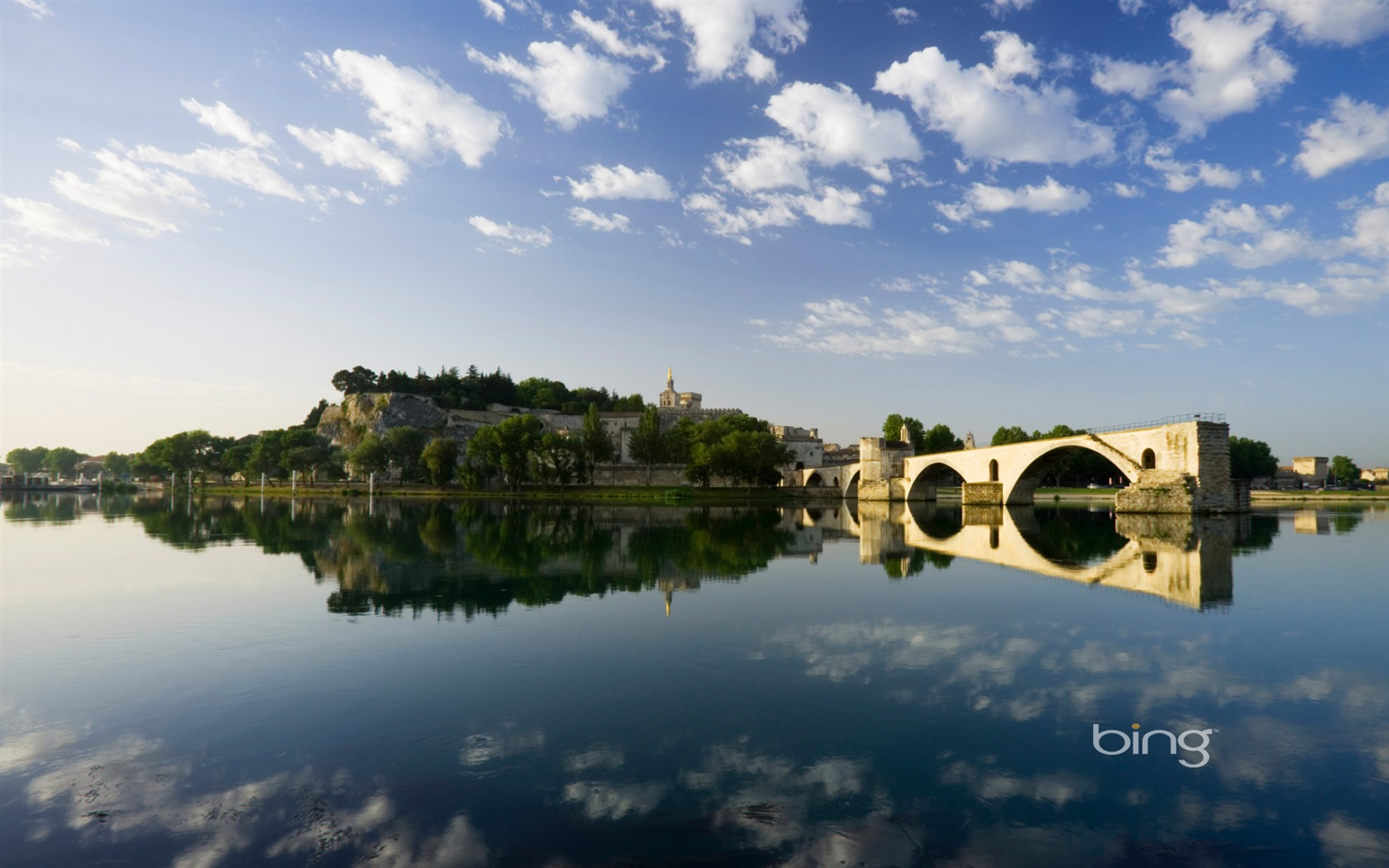 ... on the Rhone France-Bing Wallpaper - 1680x1050 wallpaper download
