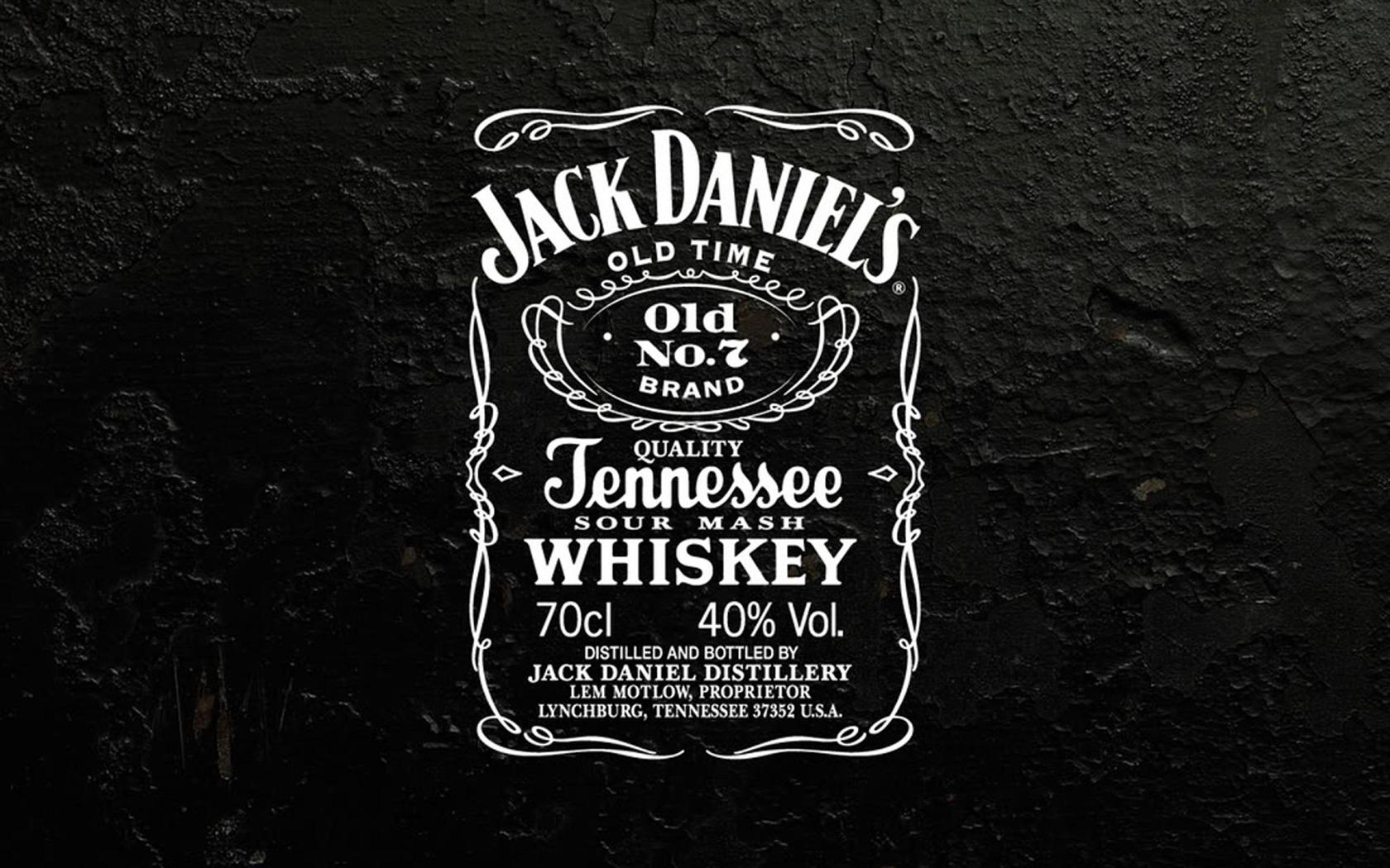 Assez Jack Daniels-2012 publicité de marque Fond d'écran-1680x1050  HE12