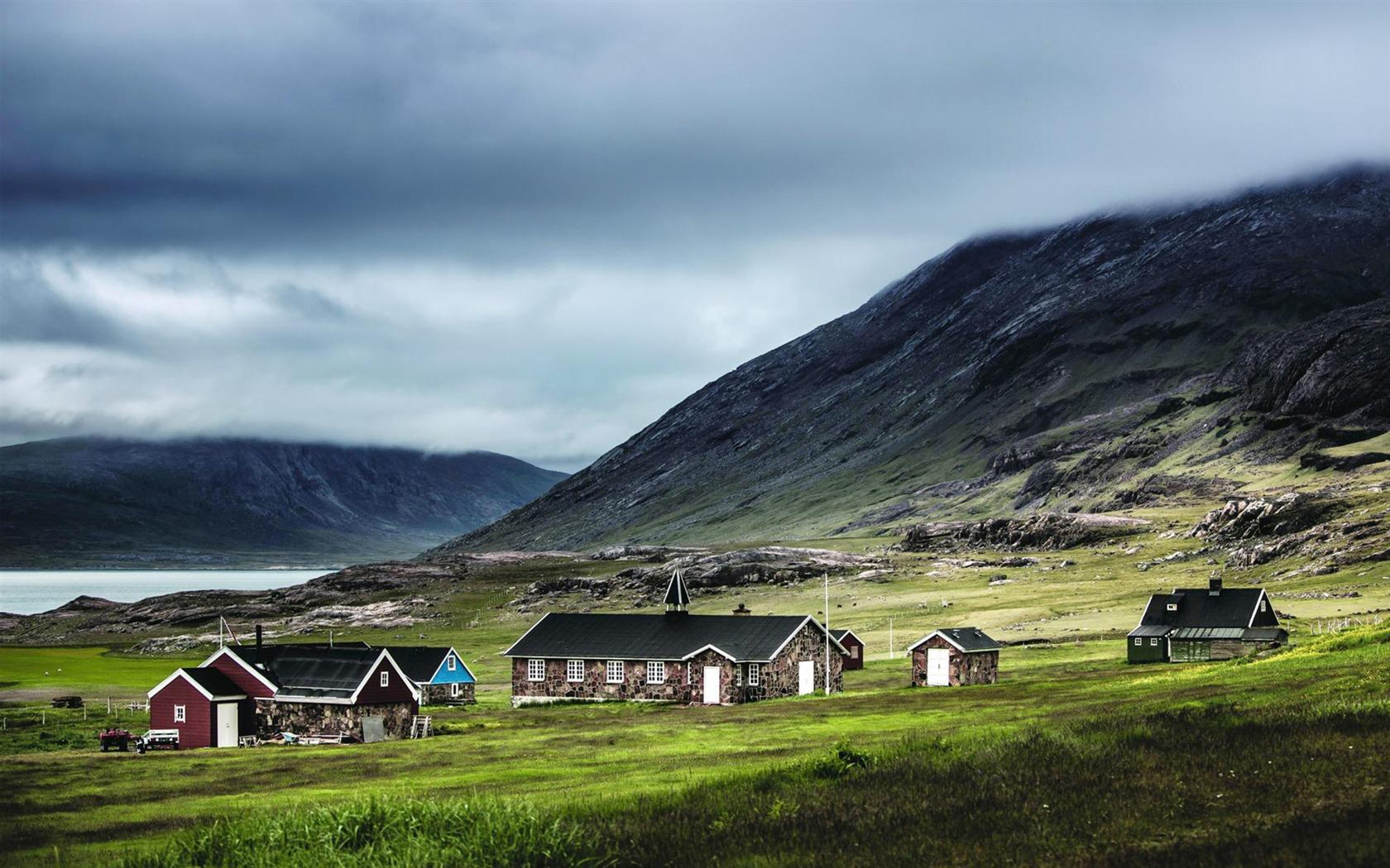 住宅kujataaグリーンランド ナショナルジオグラフィック壁紙プレビュー 10wallpaper Com