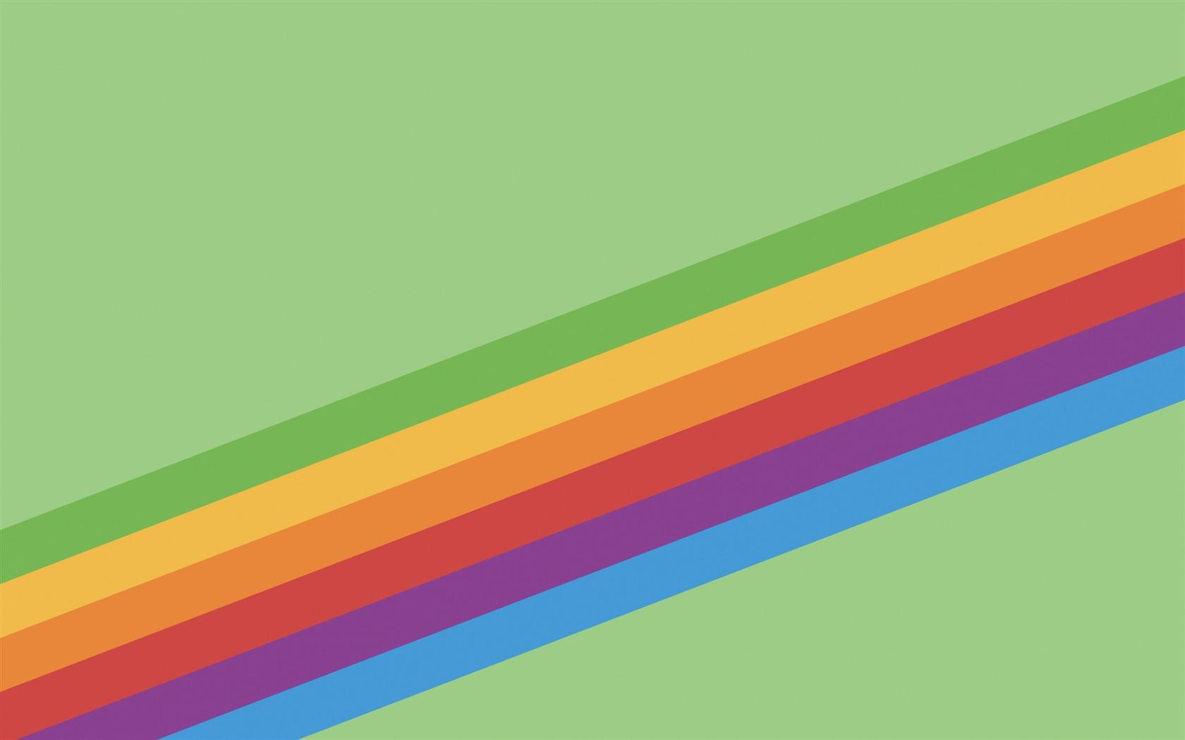 Rainbow Retina Apple Ios 11 Iphone 8 Iphone X Hd Wallpapers Preview 10wallpaper Com