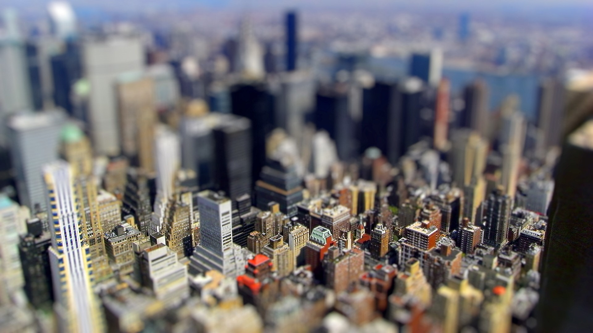 Miniature city wallpaper 1920x1080 wallpaper download 10wallpaper