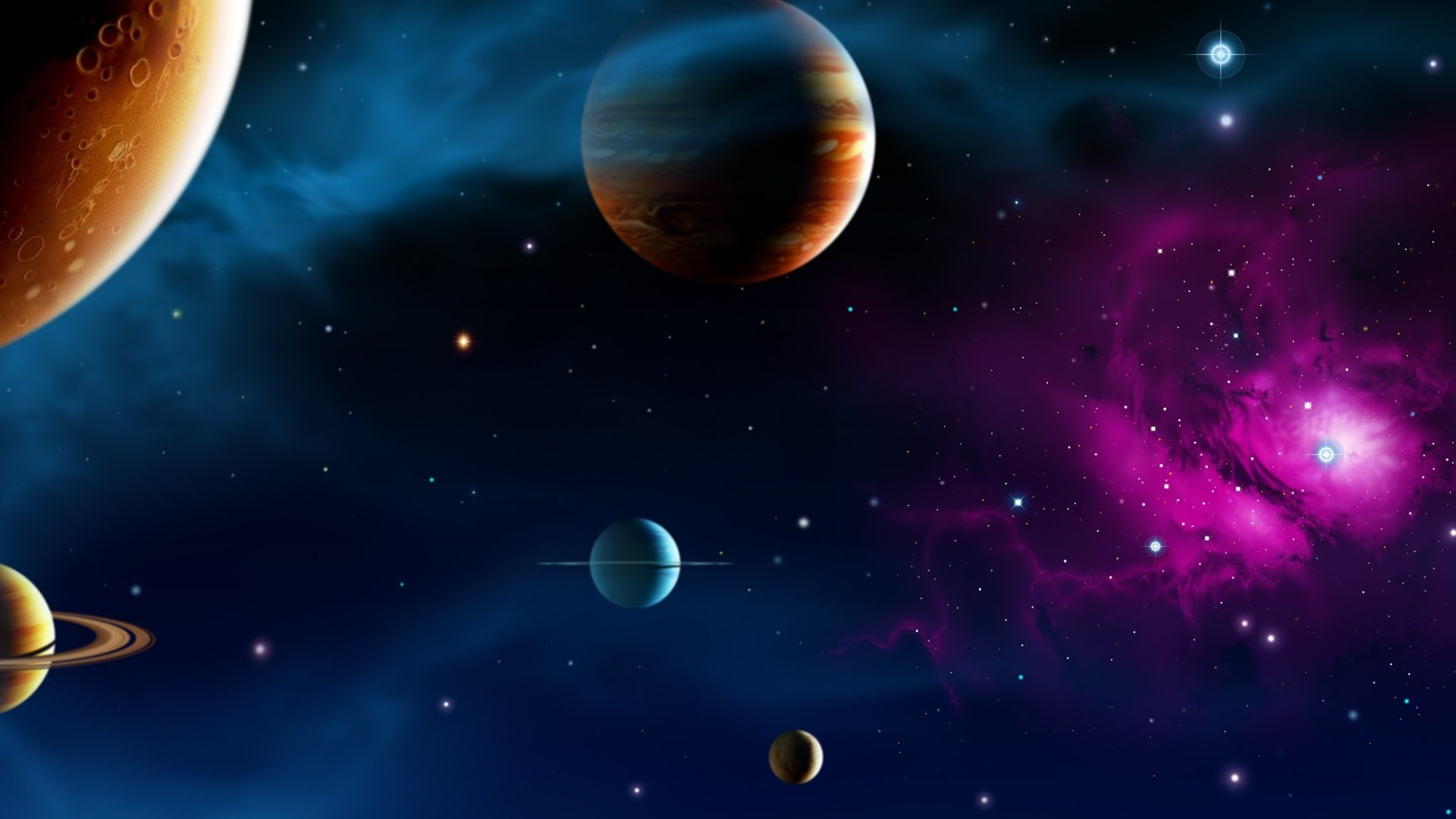 Reply  Universe Pictures With All Planets