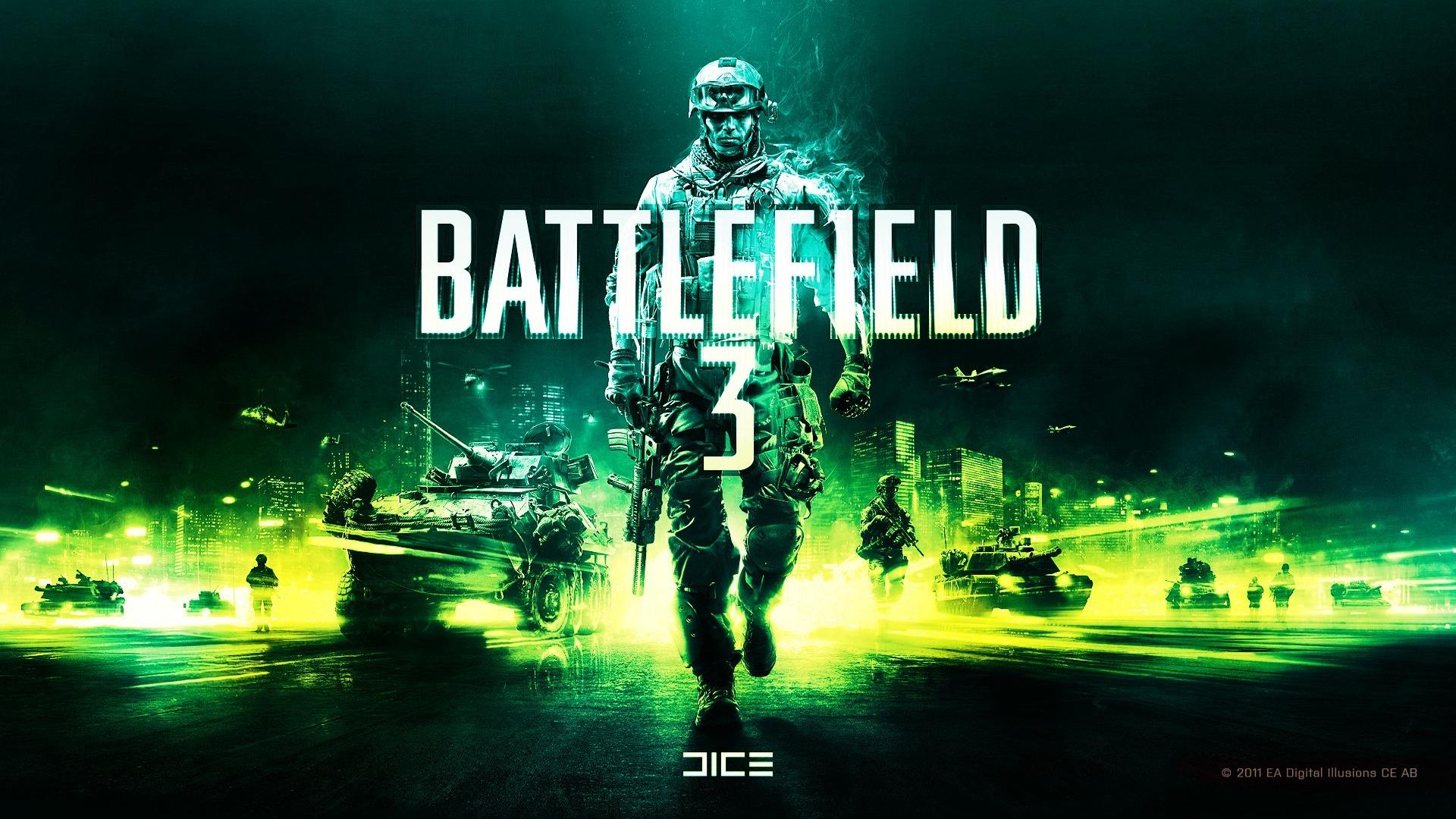 Battlefield 3 Wallpapers 05 Preview 10wallpaper Com