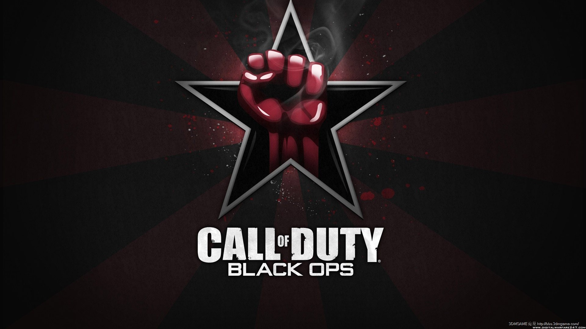 Call Of Duty 7 Black Ops HD Games Wallpapers-Three Series