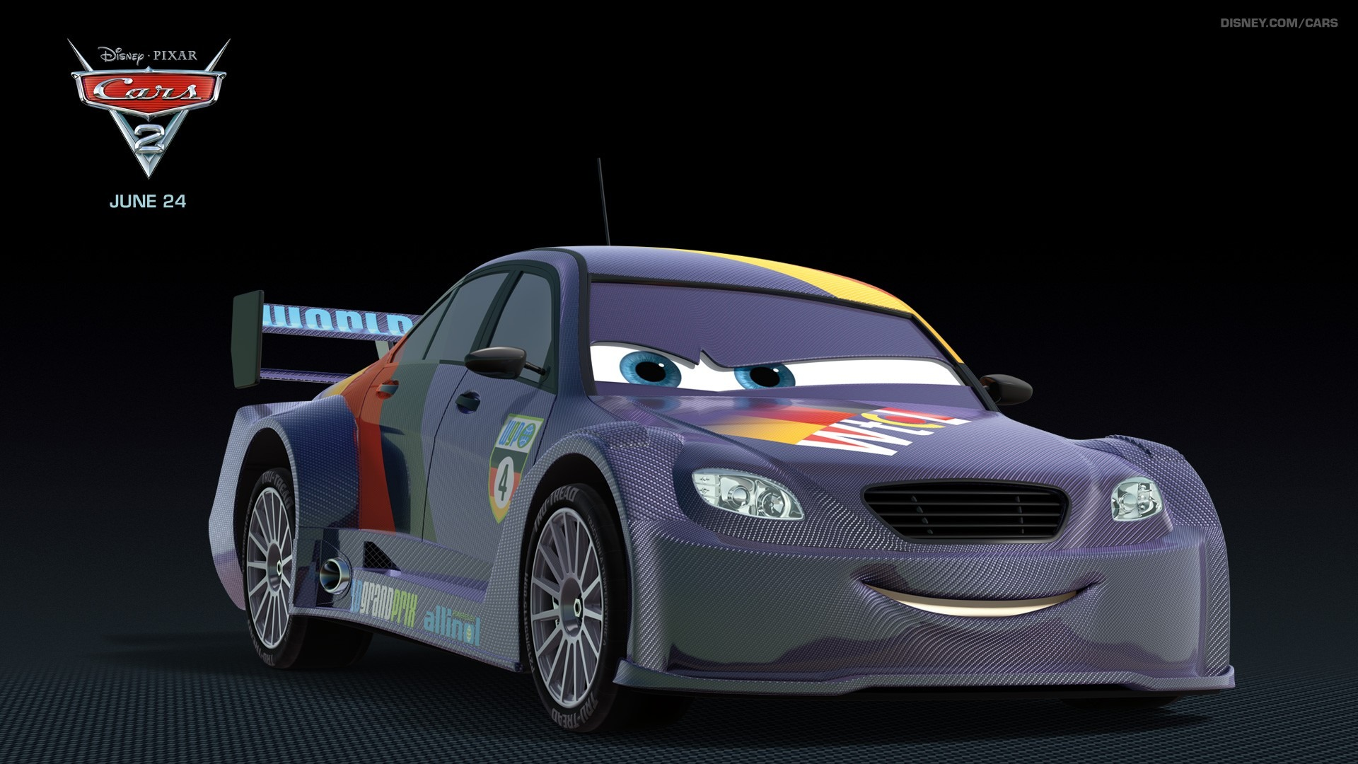 Cars2 Hd Movie Wallpapers 24 Preview 10wallpaper Com