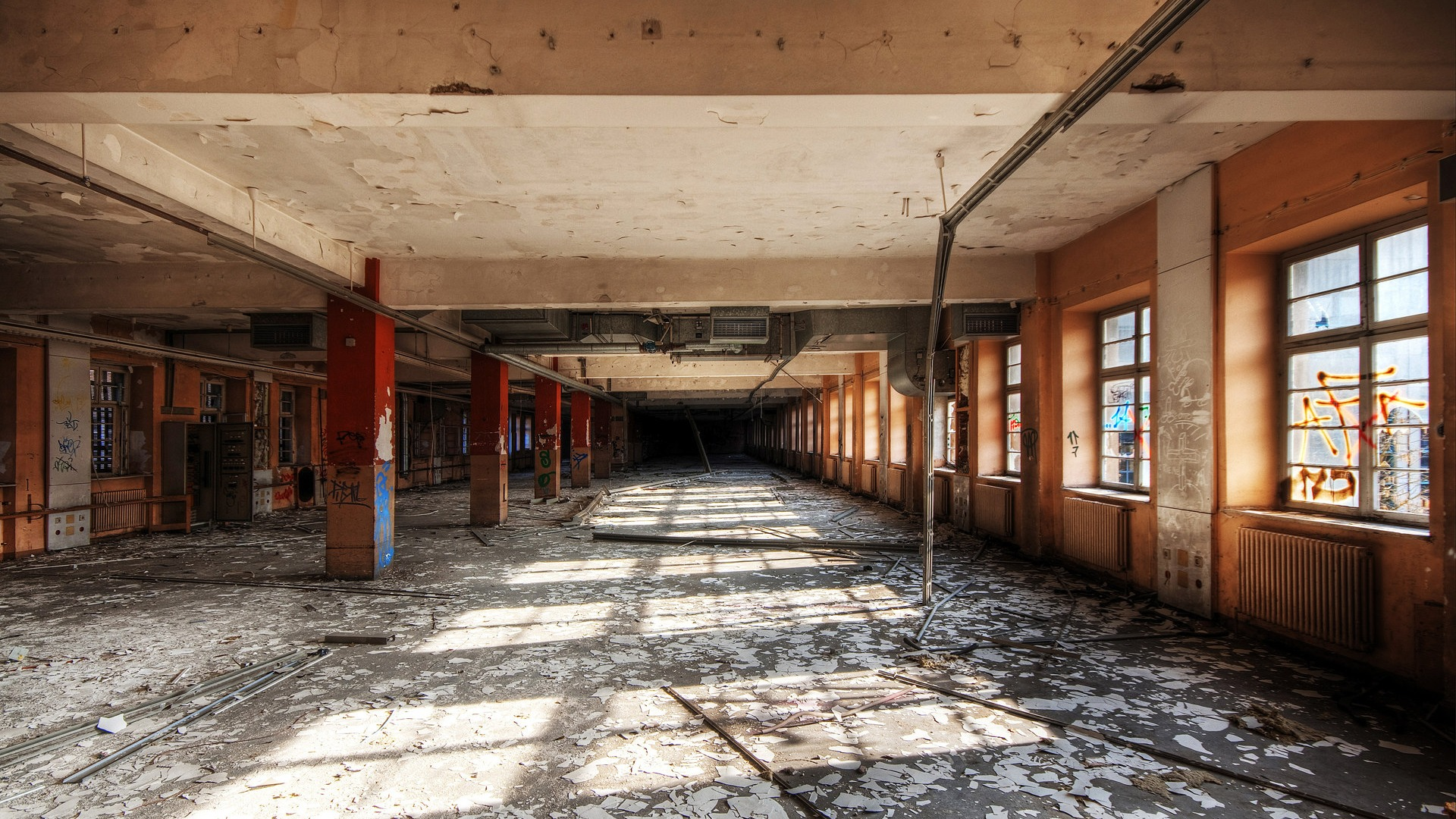 ... Post Office - Urban Decay Photography - 1920x1080 wallpaper download