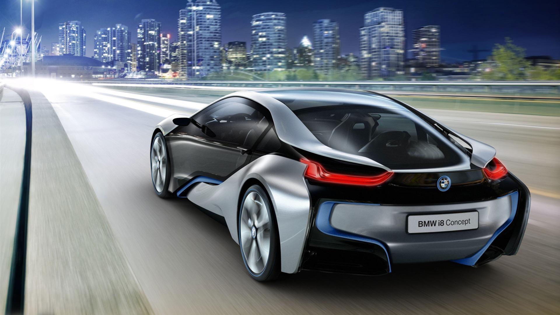 Used Bmw Z4 >> BMW i8 brand concept car HD wallpaper 02 Preview | 10wallpaper.com