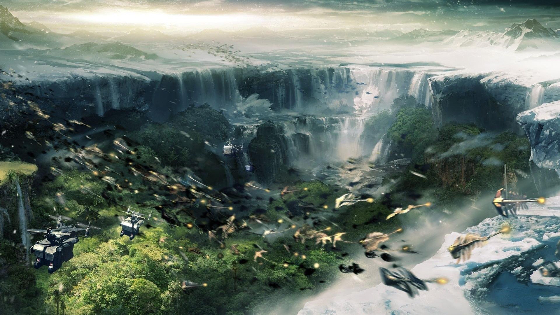 Lost Planet 2 Hd Game Wallpaper Preview 10wallpaper Com
