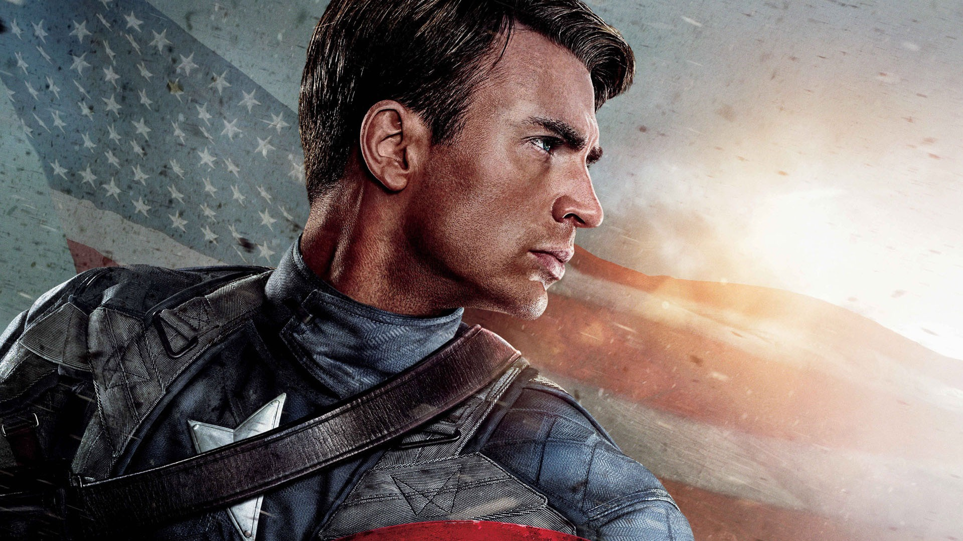 Captain America-The First Avenger HD Movie Wallpaper 27 - 1920x1080 wallpaper download