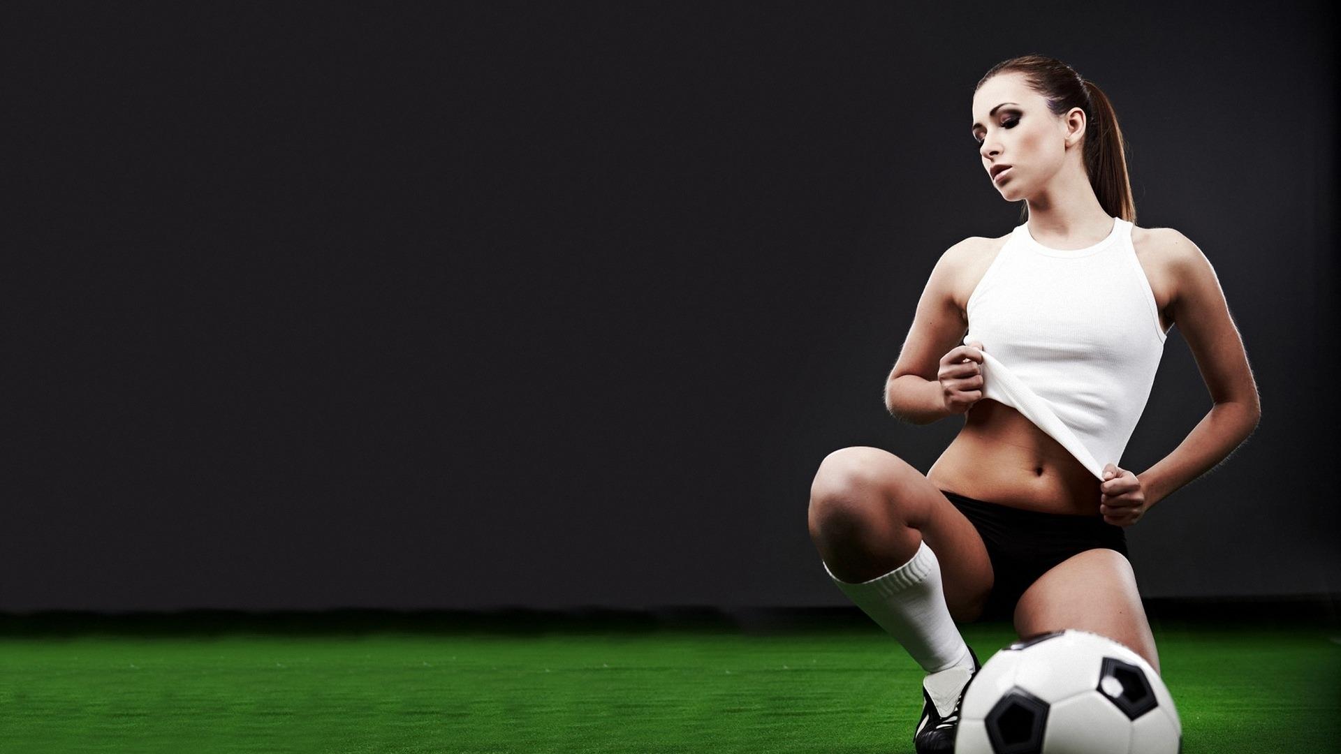 セクシーなサッカーの美しさ-サッカーデスクトップの壁紙シリーズプレビュー